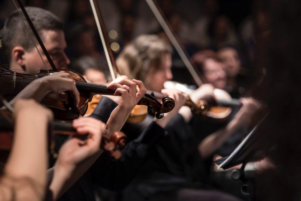 Concert privé orchestre